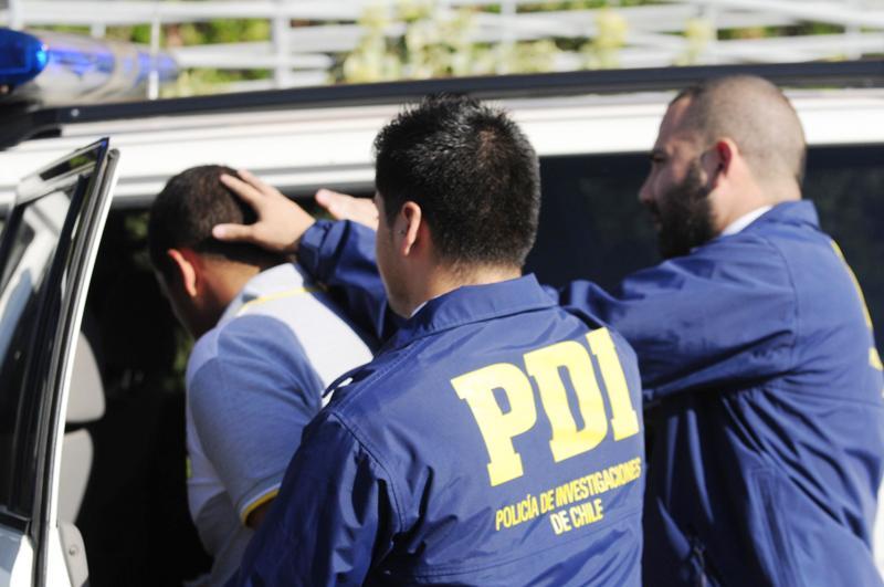 PDI Los Andes detiene a adulto mayor por ofensas al pudor