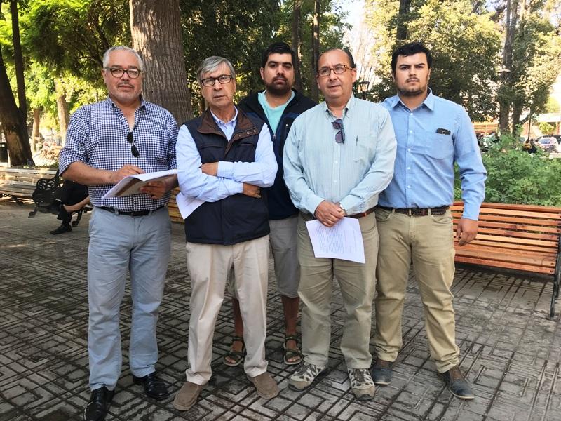 """Chile Vamos en Aconcagua acusa mala leche de anterior administración y asegura que jefes de servicios quedaron """"Apernados"""" en sus cargos"""