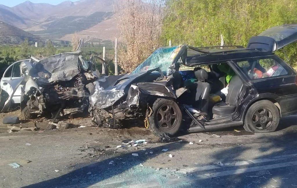 Llay Llay está de luto: Padre y sus tres hijos murieron en accidente de transito en Salamanca