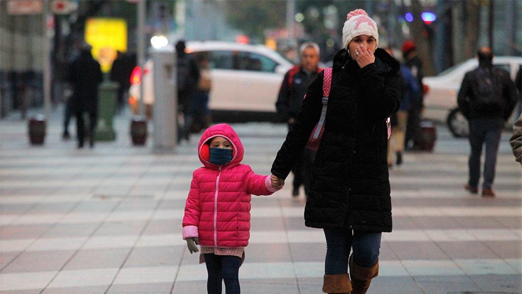 Sepa cómo prepararse: Se vienen el invierno y las enfermedades respiratorias